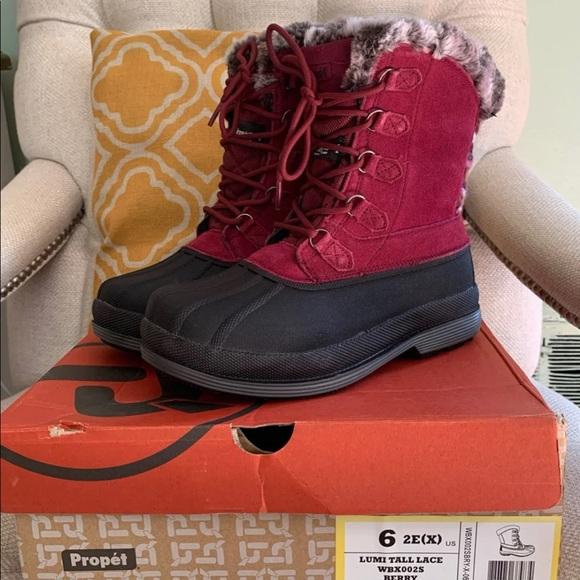 Propet Shoes | Lumi Tall Boot | Poshmark